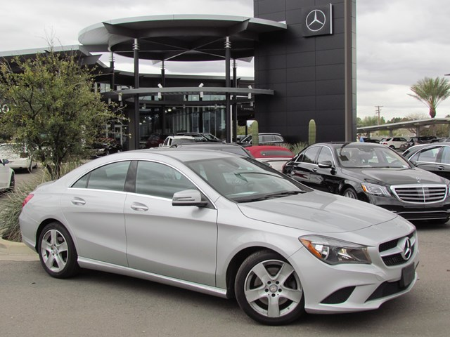 Used 2015 Mercedes-Benz CLA 250