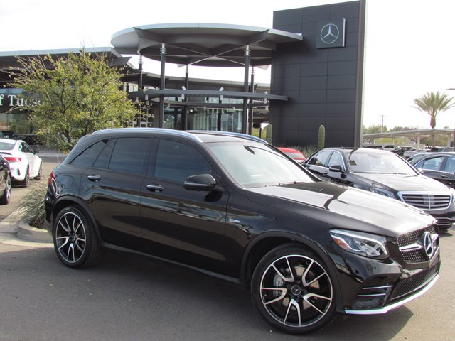 Certified Pre-Owned 2019 Mercedes-Benz GLC AMG 43