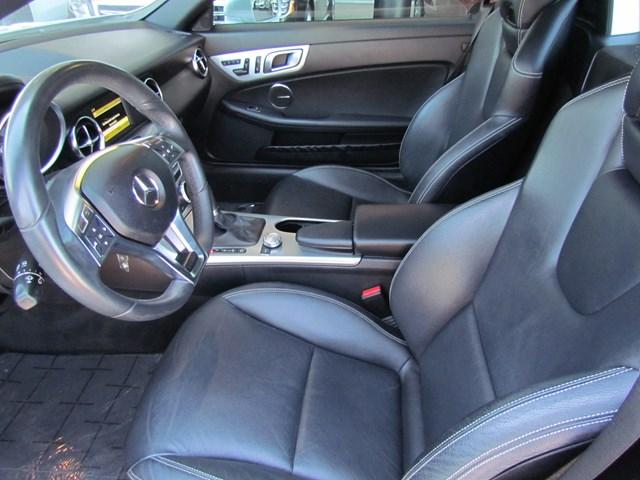 Used 2012 Mercedes-Benz SLK 250