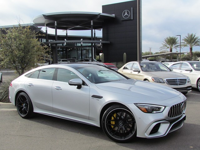 2020 Mercedes-Benz AMG GT 63 4MATIC Sedan