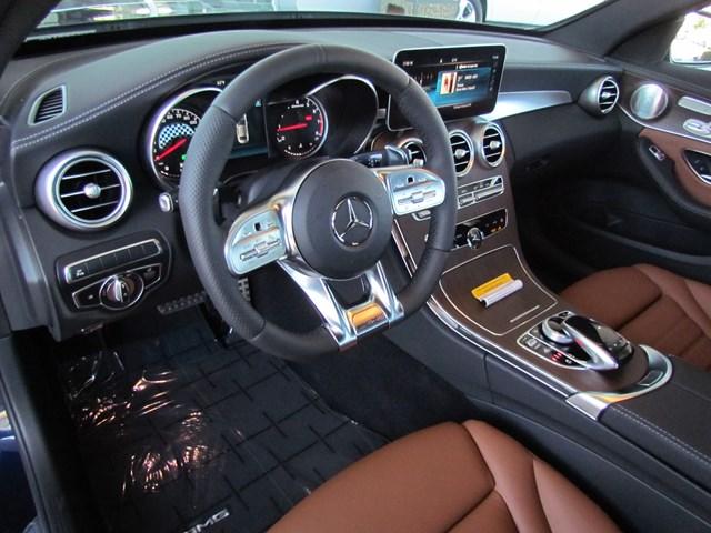 2020 Mercedes-Benz C-Class AMG C 43 4MATIC Sedan