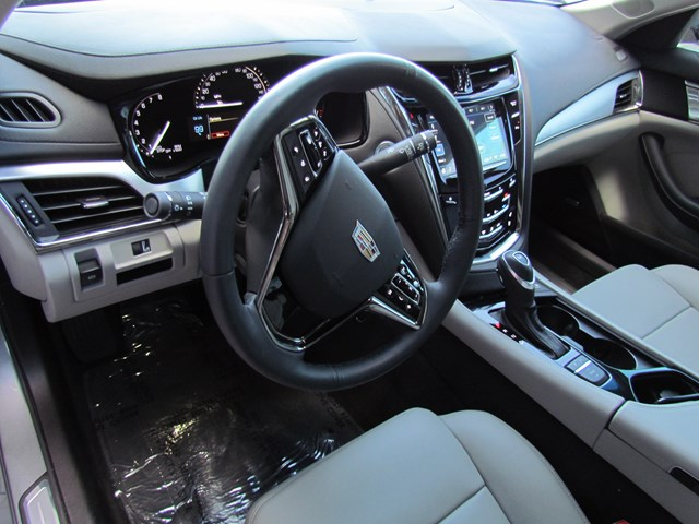 Used 2018 Cadillac CTS 2.0T Luxury