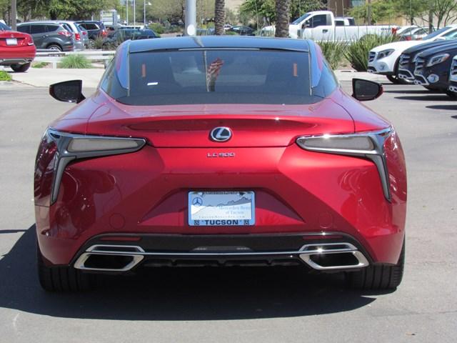 Used 2018 Lexus LC 500