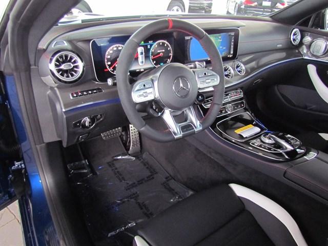 2020 Mercedes-Benz E-Class AMG E 53 4MATIC Coupe