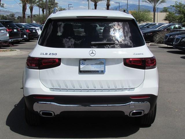 2020 Mercedes-Benz GLB 250 4MATIC SUV