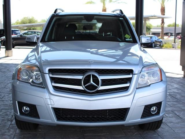 Used 2011 Mercedes-Benz GLK 350 4MATIC