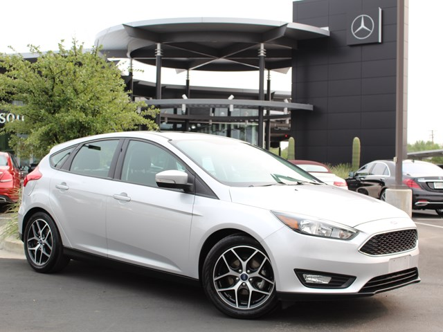 Used 2018 Ford Focus SEL