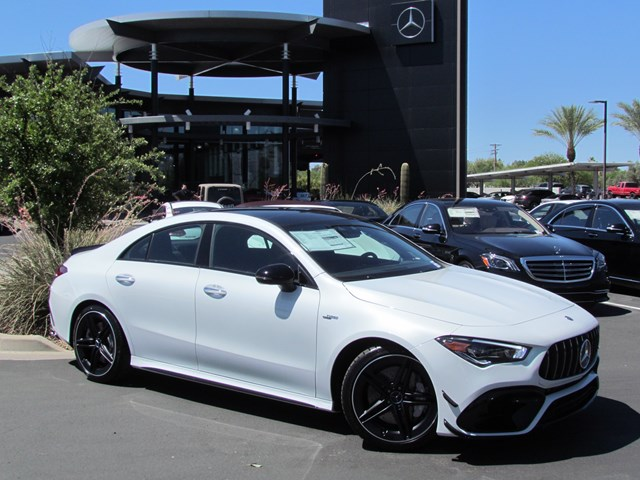 2020 Mercedes-Benz AMG CLA 45 4MATIC Coupe