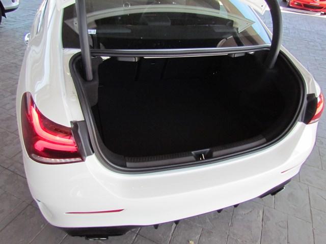2020 Mercedes-Benz A-Class AMG A 35 4MATIC Sedan