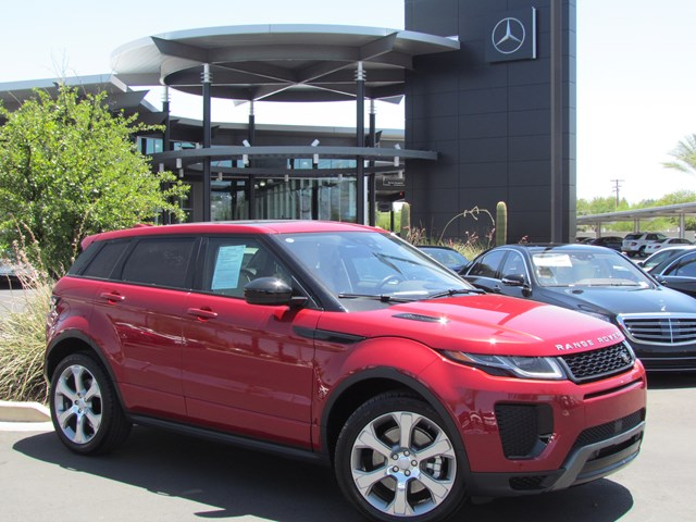 Used 2018 Land Rover Range Rover Evoque HSE Dynamic