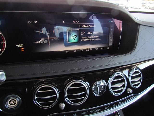 2020 Mercedes-Benz S-Class S 560 4MATIC Sedan