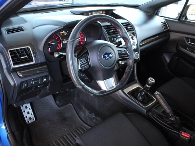 Used 2015 Subaru WRX