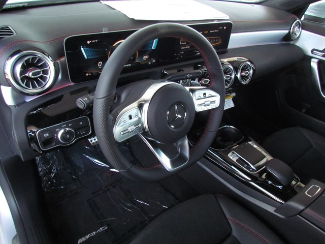 2020 Mercedes-Benz AMG CLA 35 4MATIC Coupe
