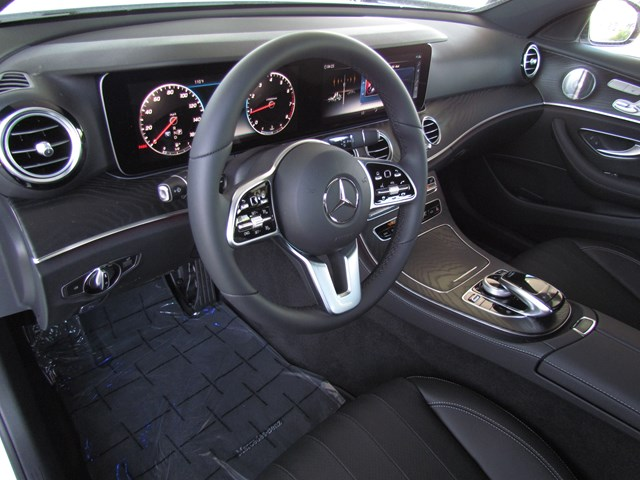 2020 Mercedes-Benz E-Class E 350 Sedan