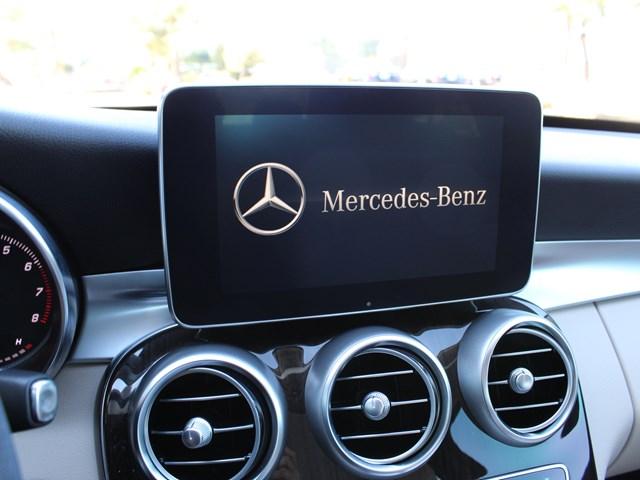 2018 Mercedes-Benz C-Class C 300
