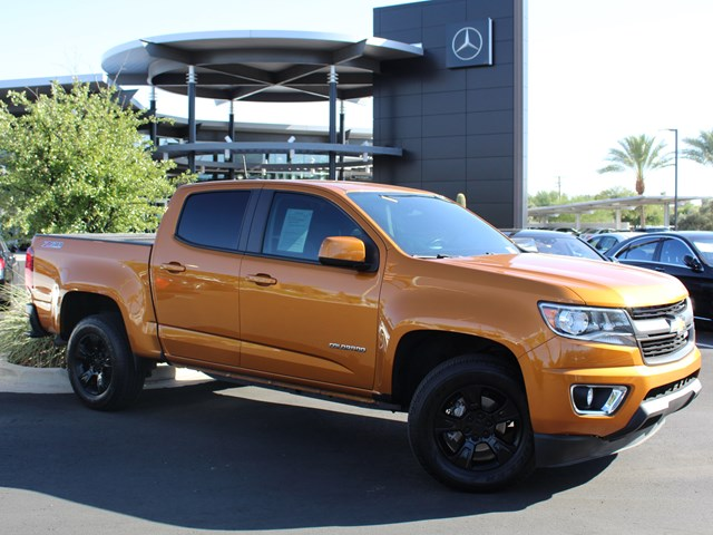 2017 Chevrolet Colorado Z71 Crew Cab