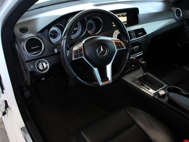 Used 2013 Mercedes-Benz C-Class C 250 Sport