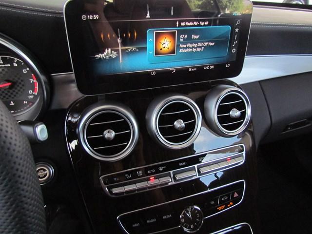 2020 Mercedes-Benz C-Class AMG C 43 4MATIC Cabriolet