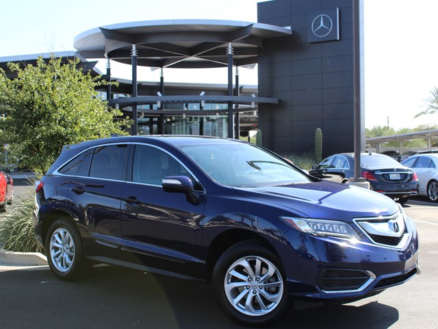 Used 2018 Acura RDX w/Tech Pkg