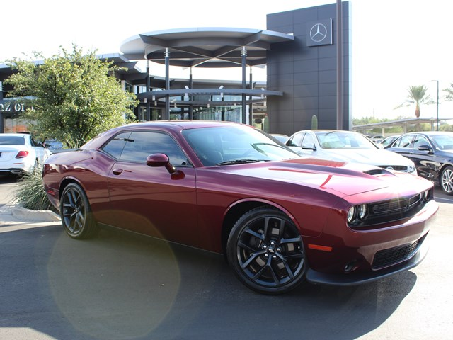 Used 2019 Dodge Challenger GT Blacktop