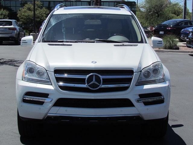 Used 2012 Mercedes-Benz GL-Class GL 450 4MATIC