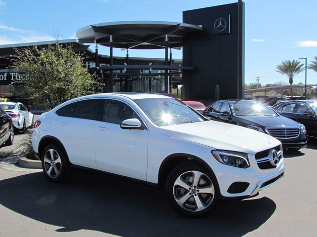 Used 2019 Mercedes-Benz GLC 300 4MATIC