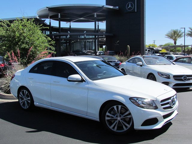 Used 2015 Mercedes-Benz C-Class C 300