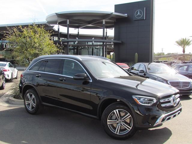 Used 2020 Mercedes-Benz GLC 300
