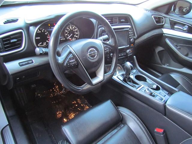 Used 2017 Nissan Maxima 3.5 SV