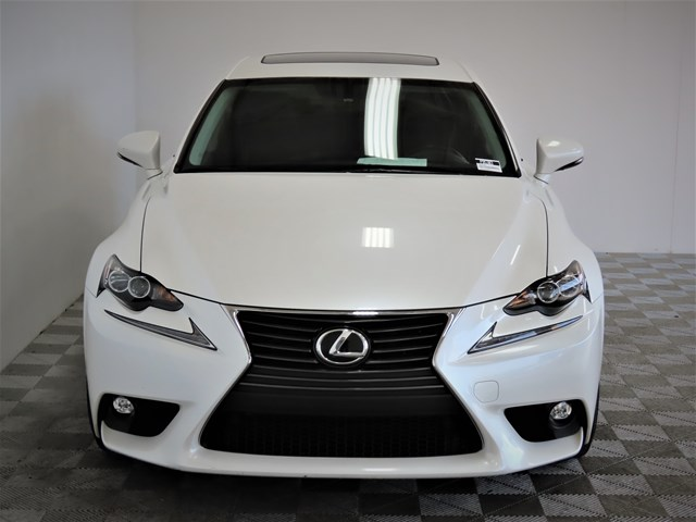 Used 2016 Lexus IS 350