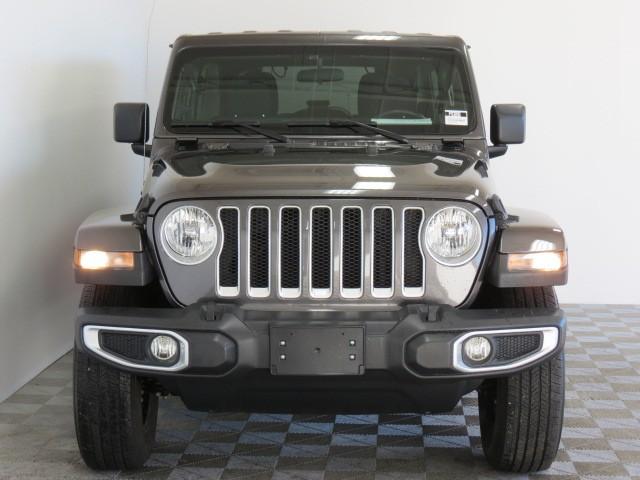 Used 2019 Jeep Wrangler Unlimited Sahara