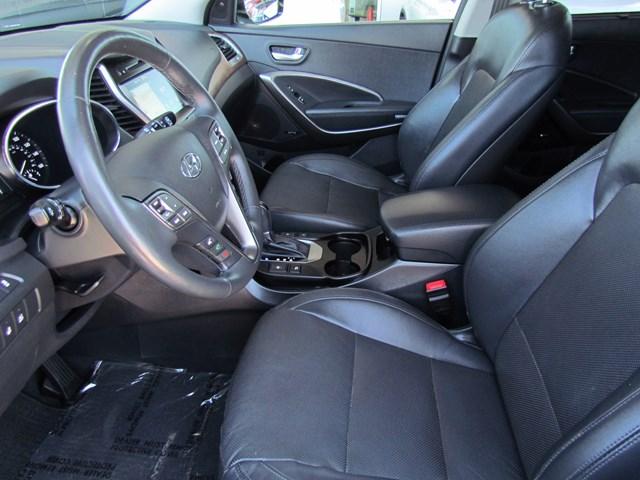 Used 2017 Hyundai Santa Fe SE Ultimate