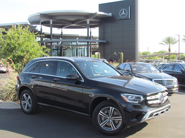 Used 2020 Mercedes-Benz GLC 300