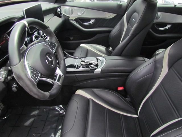 2017 Mercedes-Benz C-Class C 63 S AMG