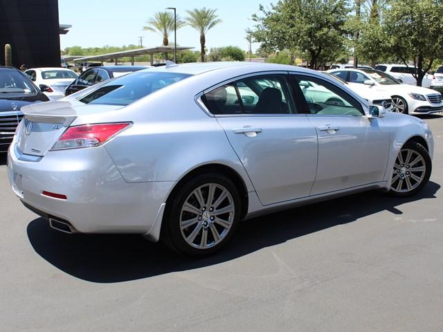 2013 Acura TL SE