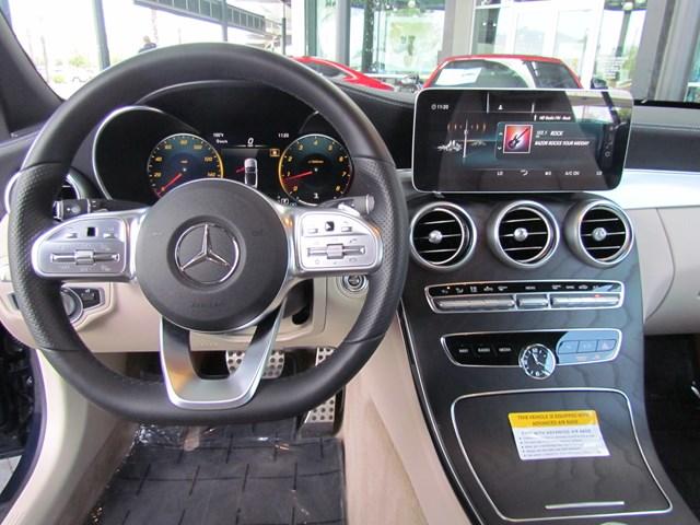 2020 Mercedes-Benz C-Class C 300 Convertible