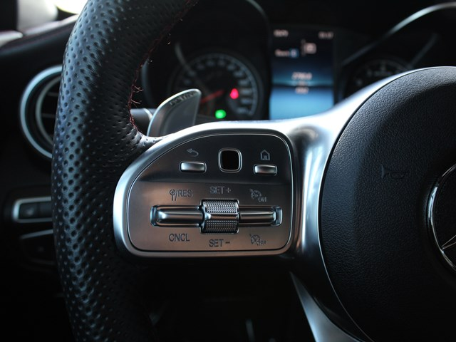 2019 Mercedes-Benz C-Class AMG C 43 Convertible