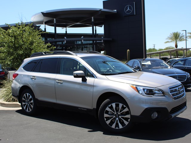 Used 2017 Subaru Outback 3.6R Limited