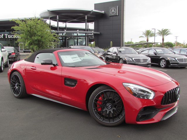 Used 2018 Mercedes-Benz AMG GT C