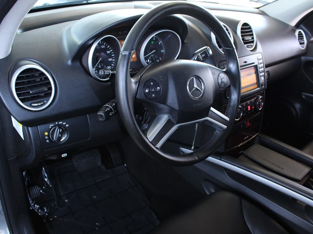2011 Mercedes-Benz M-Class ML 350