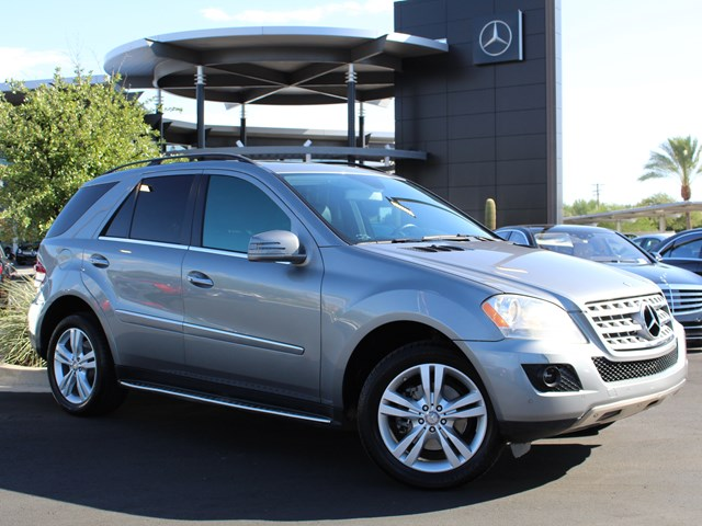 Used 2011 Mercedes-Benz M-Class ML 350