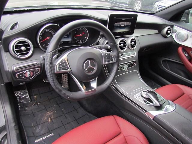 2017 Mercedes-Benz C-Class C 300 4MATIC Convertible