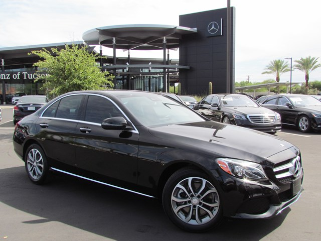 Used 2017 Mercedes-Benz C-Class C 300 4MATIC