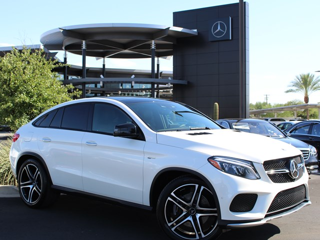 Certified Pre-Owned 2017 Mercedes-Benz GLE 43 AMG