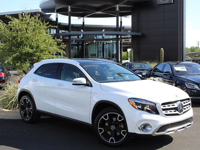 Used 2020 Mercedes-Benz GLA 250 4MATIC