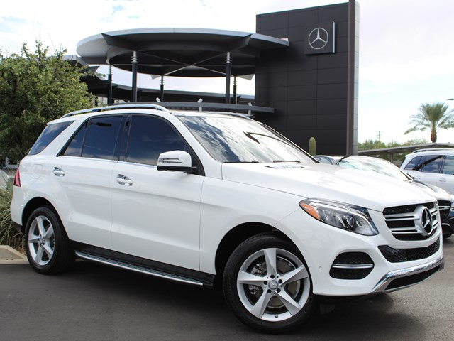 Used 2017 Mercedes-Benz GLE 350