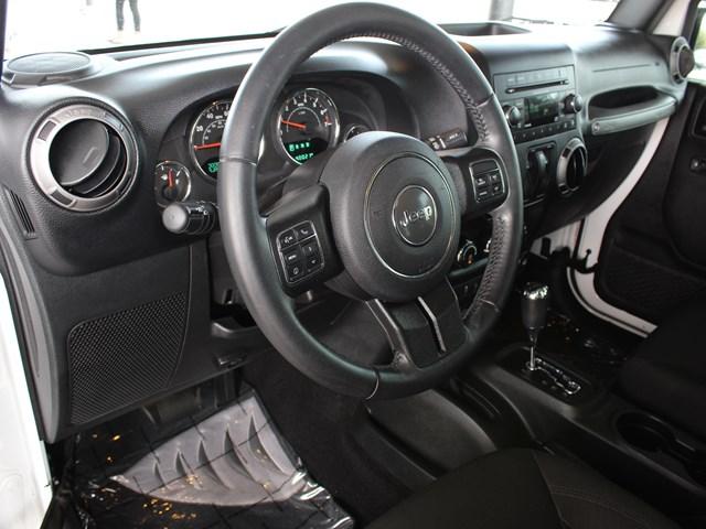 Used 2017 Jeep Wrangler Sport