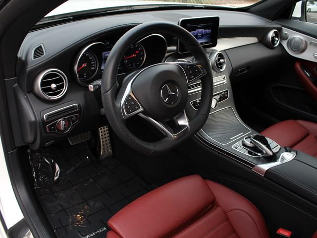 2017 Mercedes-Benz C-Class C 300 Convertible