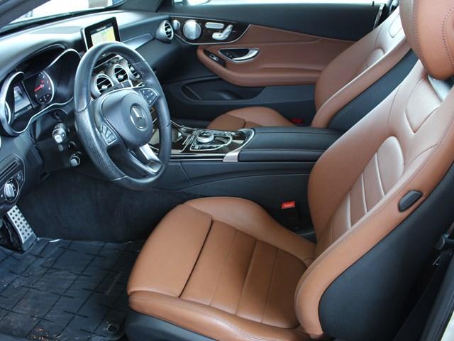 2017 Mercedes-Benz C-Class C 300 Coupe