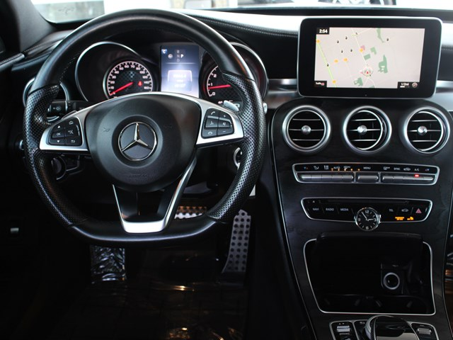 Used 2017 Mercedes-Benz C-Class AMG C 43